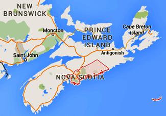 Digital Marketing Agency location in Halifax, Nova Scotia
